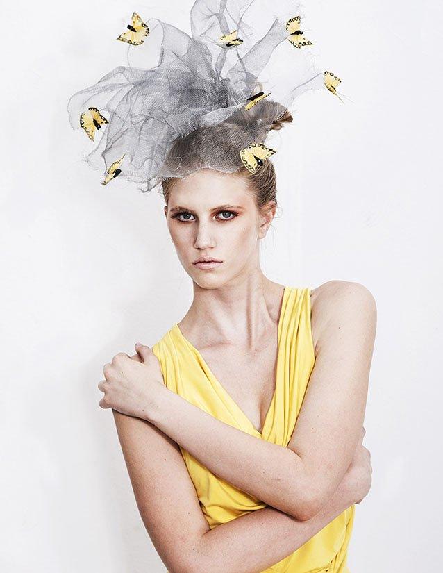 Fashion Editorial for model and designer Marjan in Orange county,LA,top fashion photographer in US