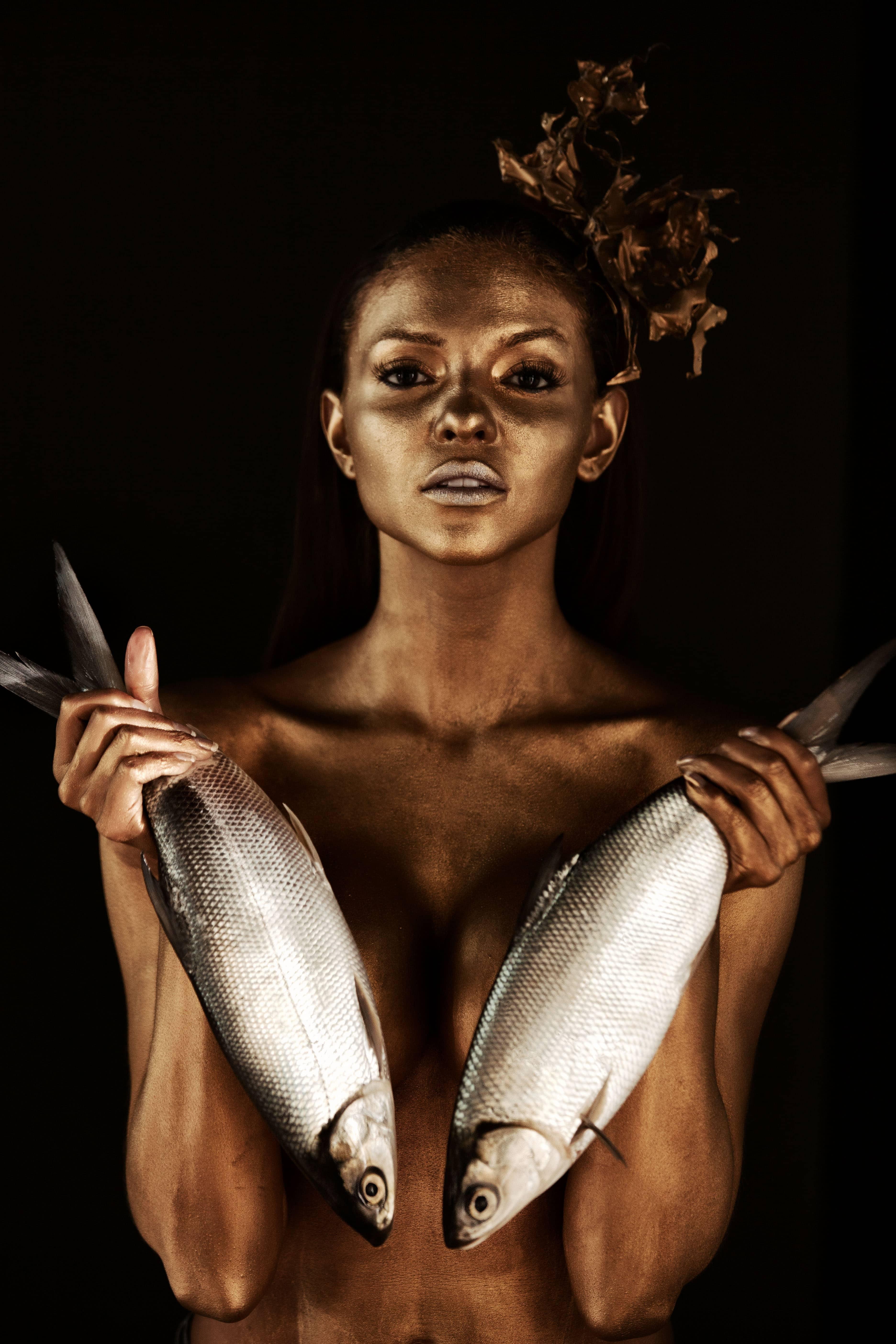 "SID_RANE Professional Fashion Editorial Photography ""Pisces2"" in Orange County, LA, California"